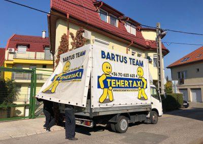 Bartus koltozteto