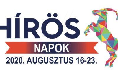 Bartus Team a Hírös Napok 2020 hivatalos költöztetője